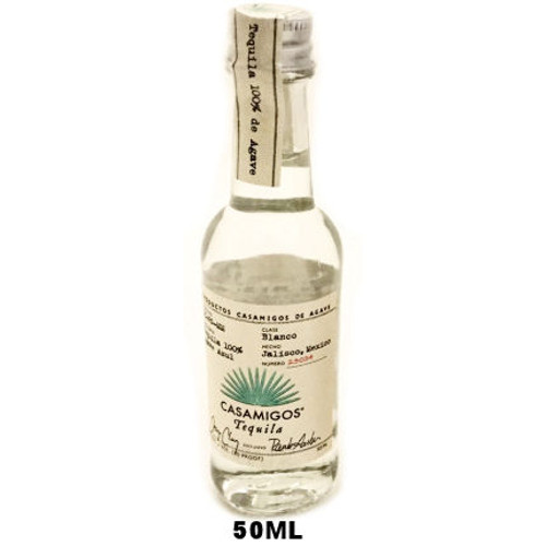50ml Mini Casamigos Blanco Tequila