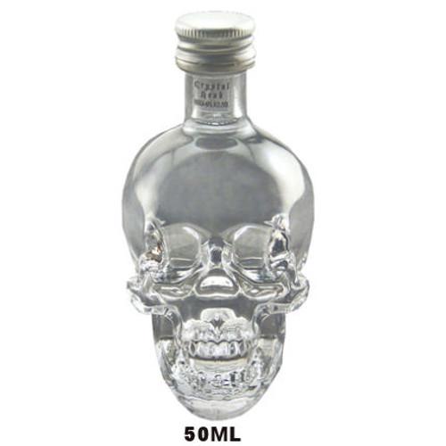 50ml Mini Crystal Head (by Dan Aykroyd) New Foundland Vodka