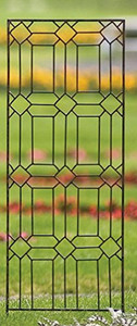 H Potter Metal Trellis Screen