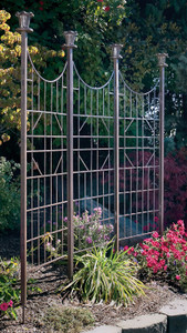 H Potter Garden Screen Trellis Patio Screen