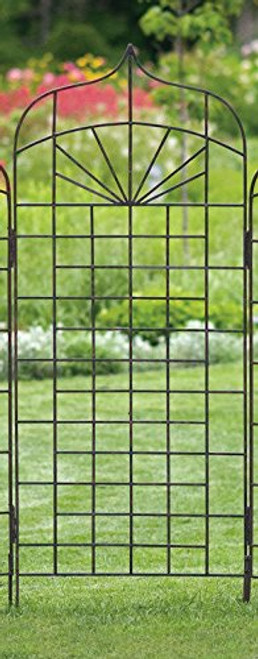 Ogee Trellis Garden Screen Large