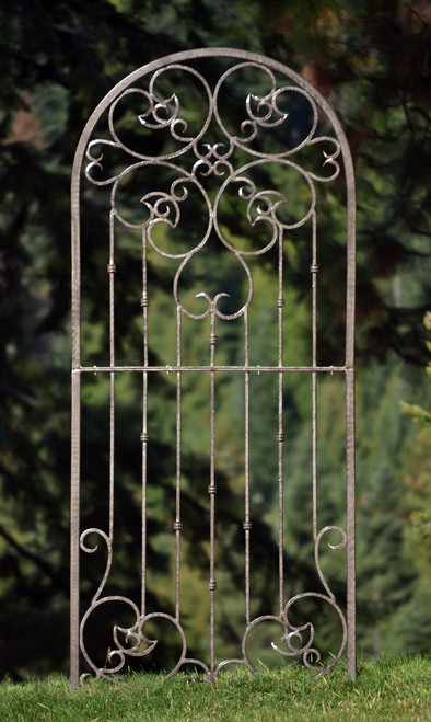 H Potter Large Wrought Iron Trellis
