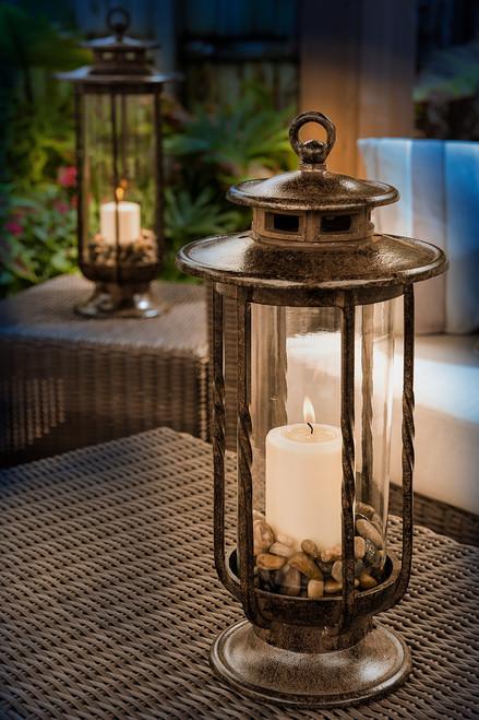H Potter lantern