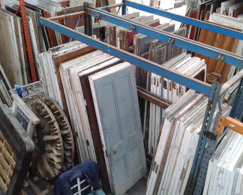 Click here to shop reclaimed doors
