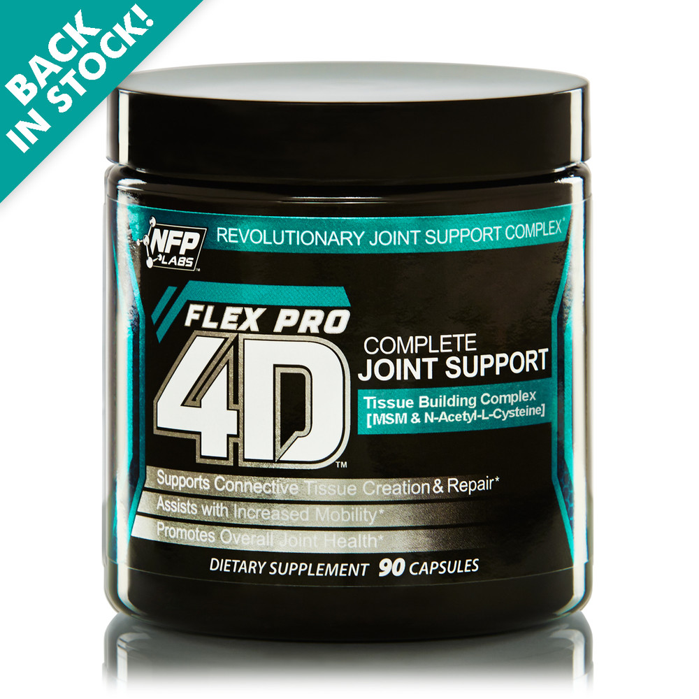 4D - Joint Support Complex