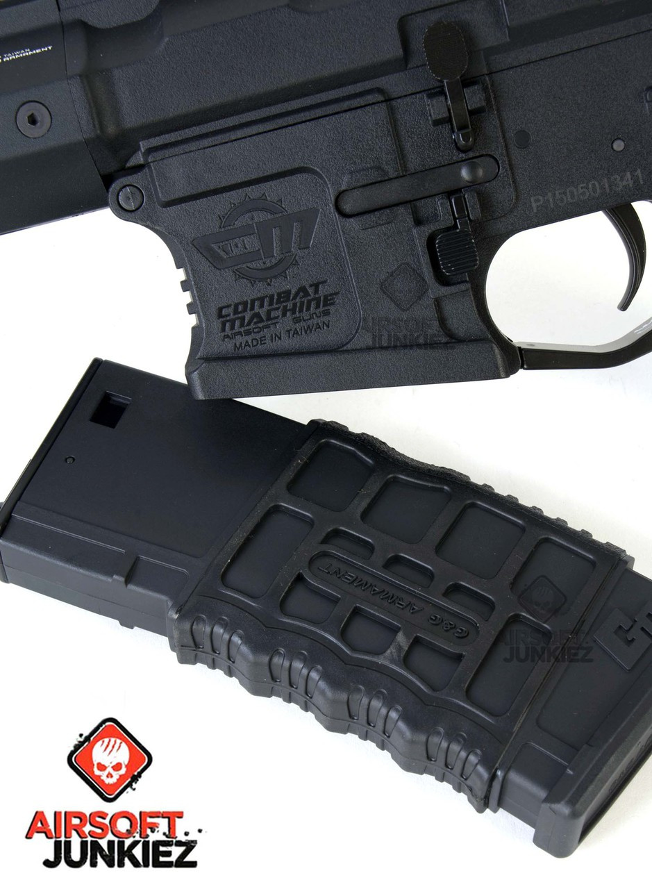 G&G CM16 SR L HPA Package
