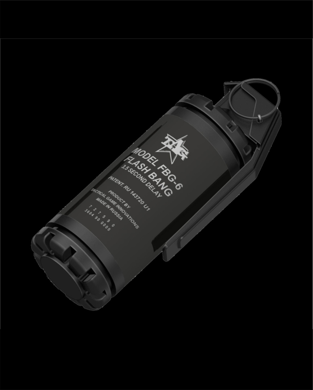 TAG FBG-6 Flash Grenade (Pack of 20) (Pickup Only)