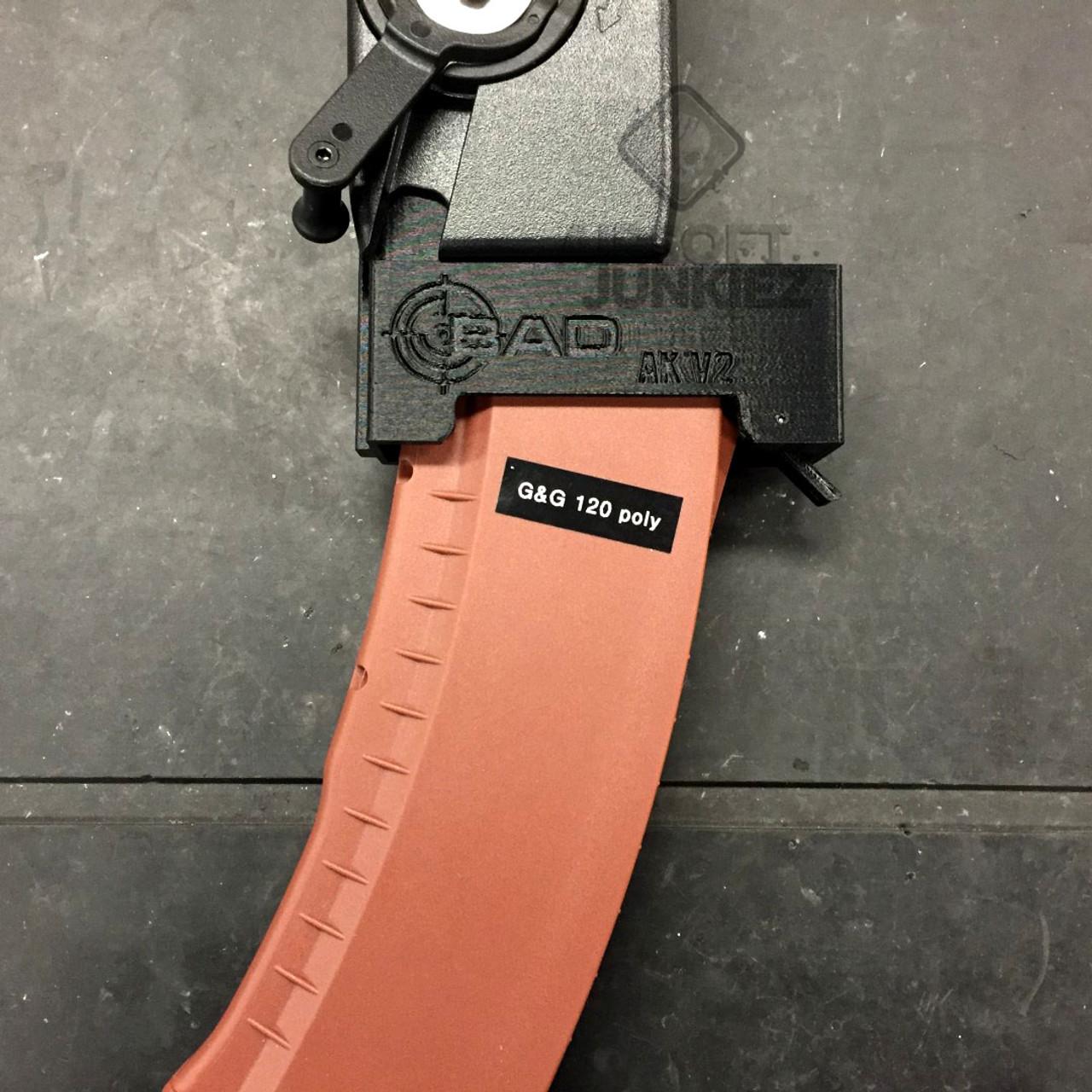 Bingo Airsoft Designs - Odin Innovations M12 Speed Loader Adapter for AK V4