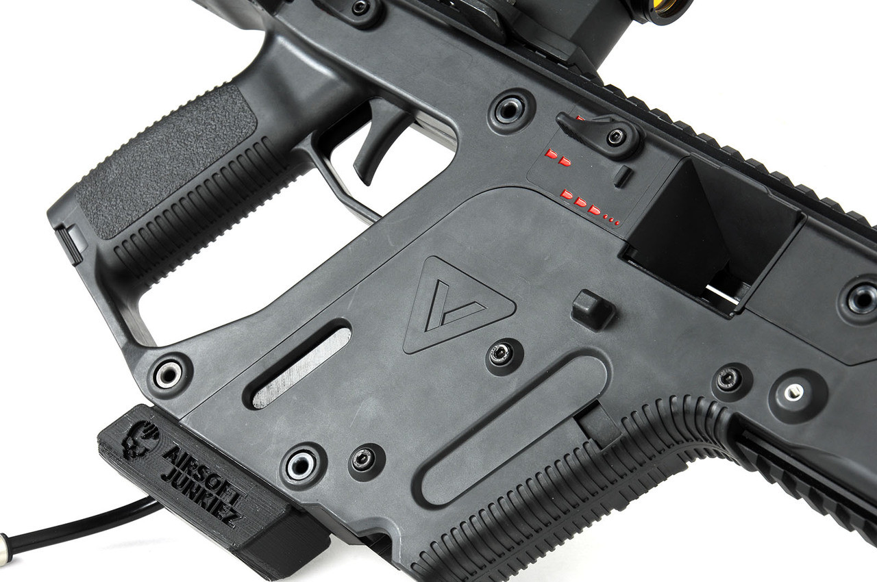 Kriss Vector with PolarStar Jack -- Upgraded with Barrel/Extension