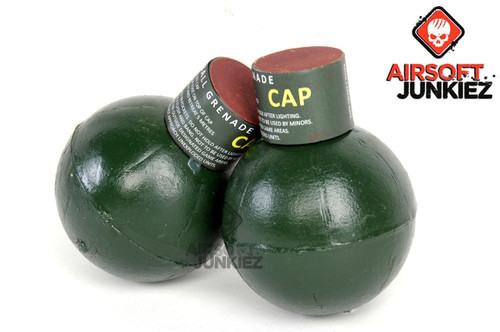 Pea Grenades -- Local pickup or field delivery only