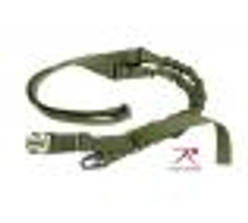 """Rothco Tactical Single Point Sling """"OD/Green"""""""