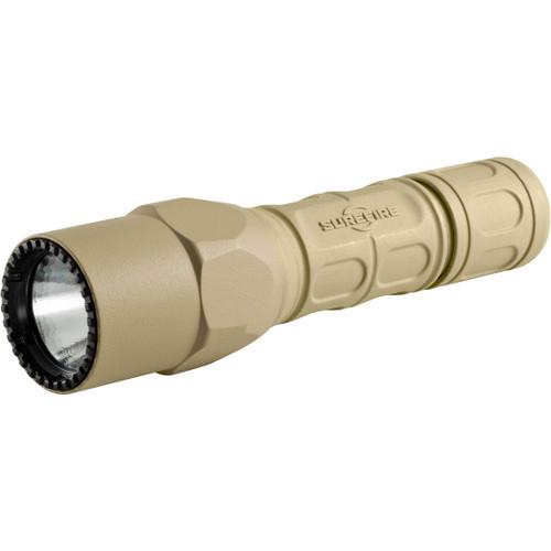 SureFire  G2X™ Pro Tactical Dual-Output LED 320/15 lumens G2X-D-Tan