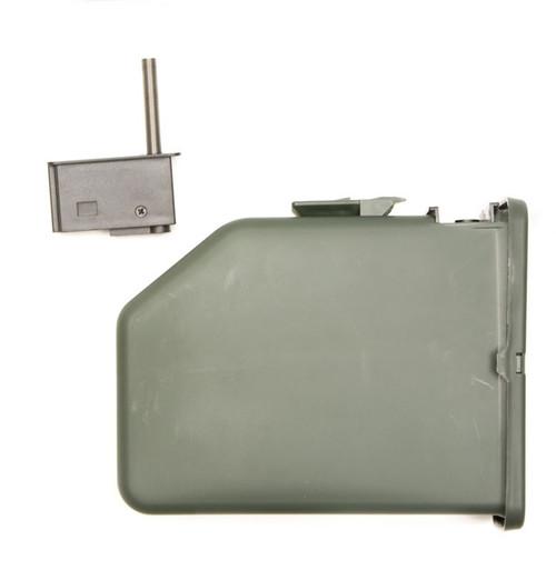 Classic Army M249 AEG Electric Box Magazine