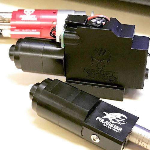 Bingo Airsoft Designs - PolarStar JACK TM MP7 Drop-in kit