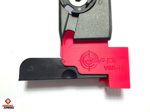 Bingo Airsoft Designs - Odin Innovations M12 Speed Loader Adapter for VSR10