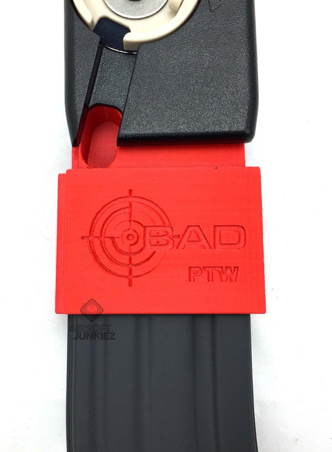 Bingo Airsoft Designs - Odin Innovations M12 Speed Loader Adapter for PTW