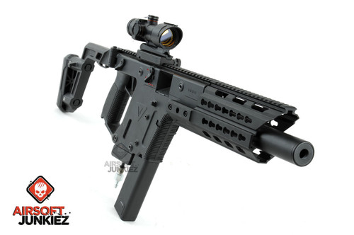Kriss Vector with PolarStar F2 -- Upgraded - Black