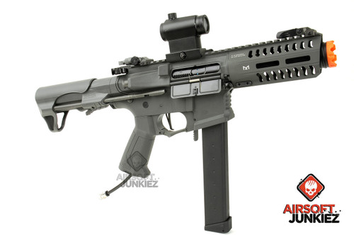 Airsoftjunkiez Custom HPA ARP9 CQB -- Battle Grey