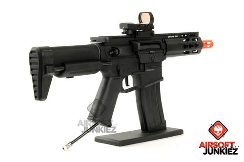 Airsoftjunkiez Custom HPA Krytac  PDW  - Black