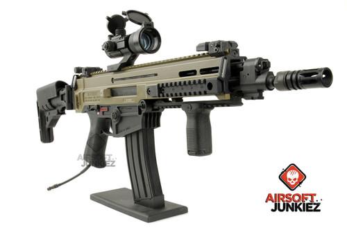 CZ 805 Bren Rifle (Tan) with Wolverine Inferno Premium