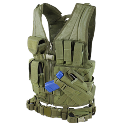 Condor CV Crossdraw Vest (M/L)- OD