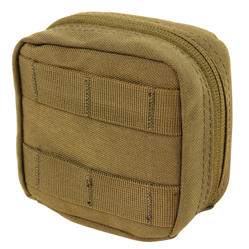 Condor Outdoor 4x4 Utility Pouch (Coyote Brown)