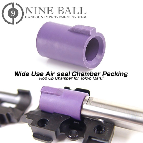 Nine Ball - Wide Use Air Seal Hop Up Rubber Bucking for TM VSR-10/TM GBB