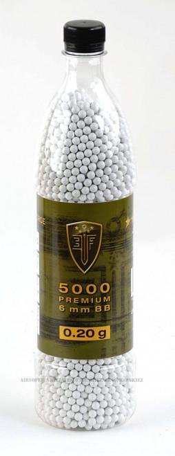 Elite force .20g BBs 5000 Bottle