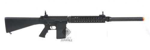 A&K SR-25 RIS Sniper DMR Rifle  -- ENHANCED VERSION