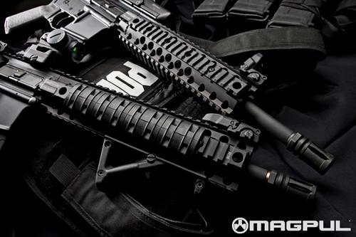 MBUS® - Magpul® Back-Up Sight – Rear GEN 2 BLK