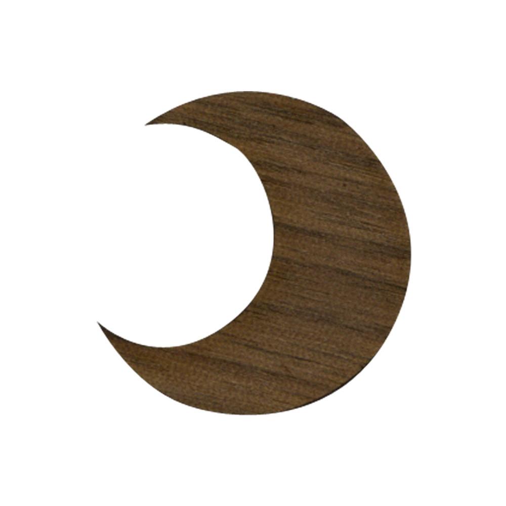 Crescent moon symbol wooden crescent moon symbol biocorpaavc Gallery