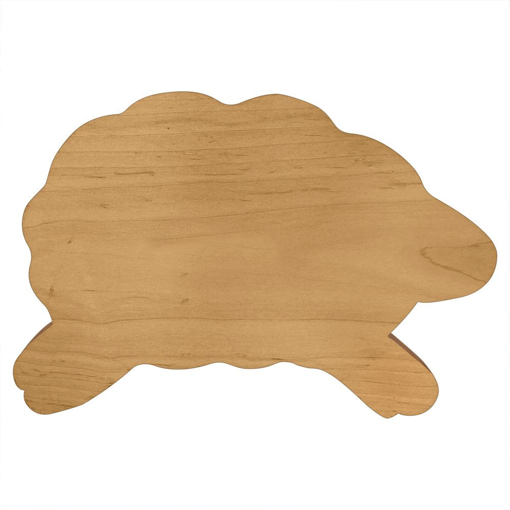 Blank Wooden Lamb Board or Plaque