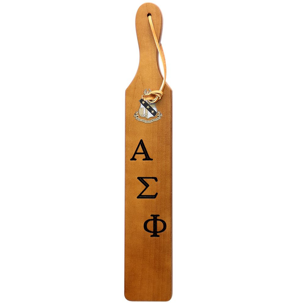 Fraternity & Sorority Paddle