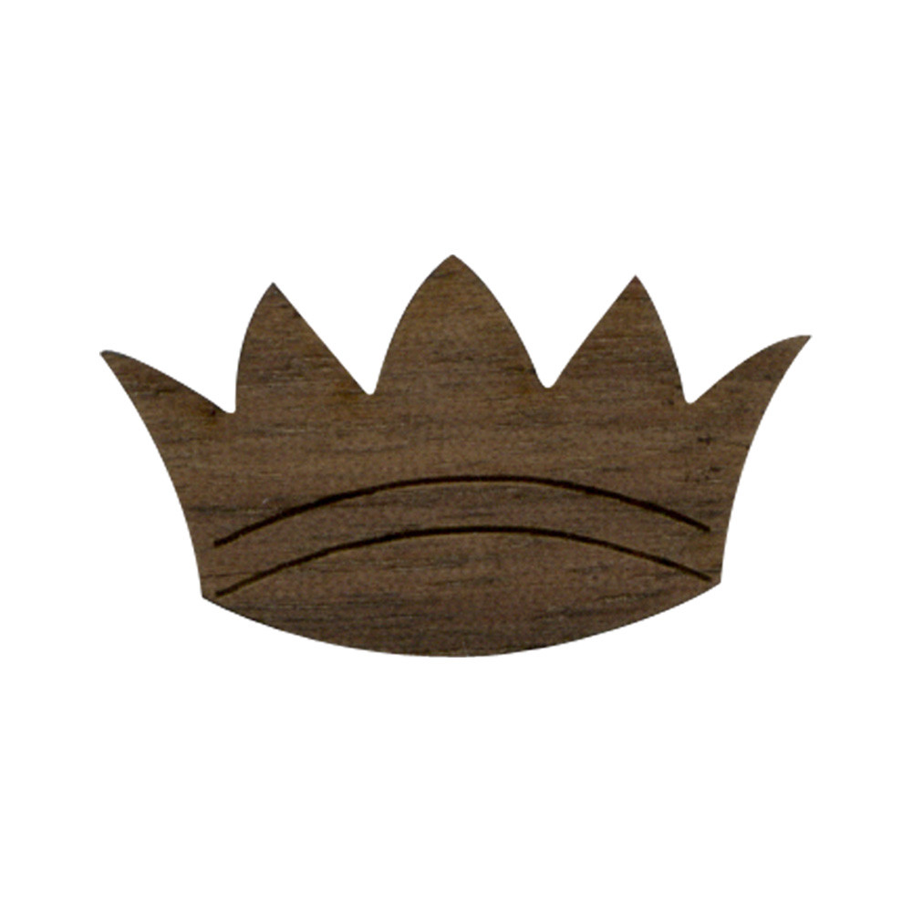 Wooden Crown Symbol