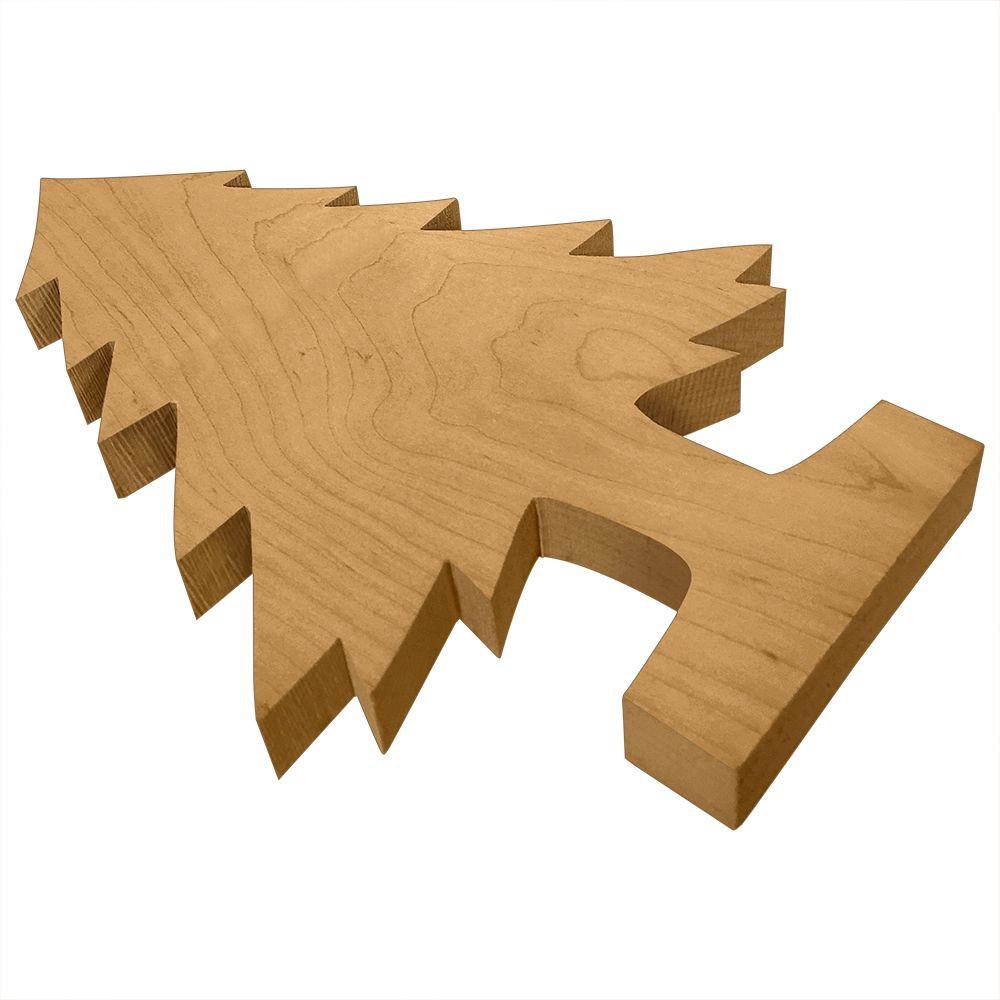Delta Delta Delta Pine Tree Board or Plaque Side