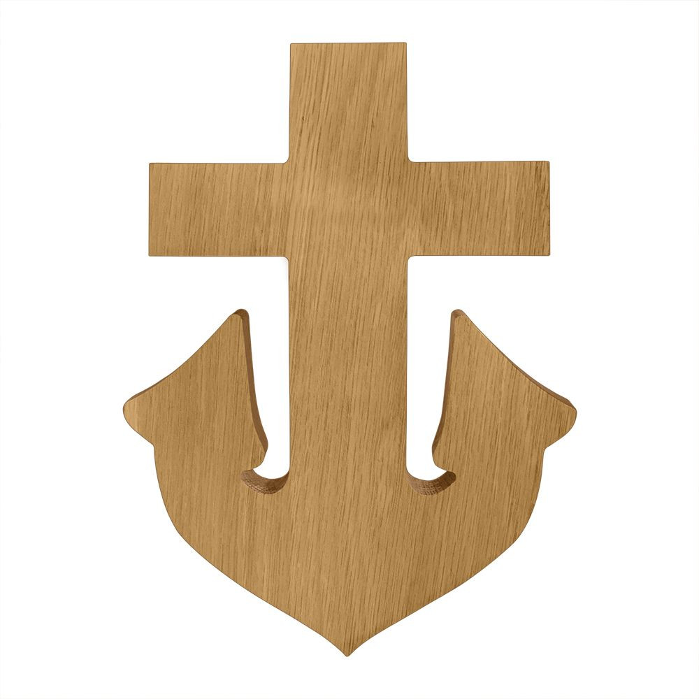 Alpha Sigma Tau Anchor Board or Plaque