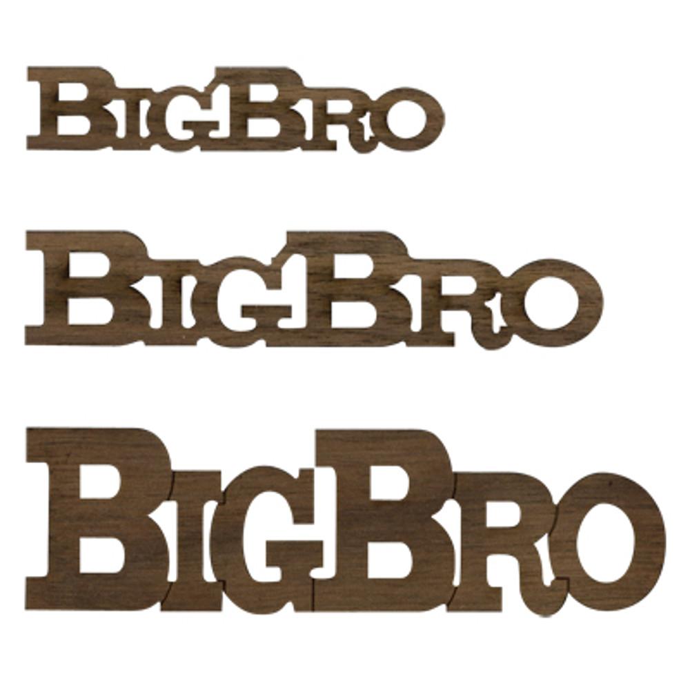 Logo Text - Big Bro