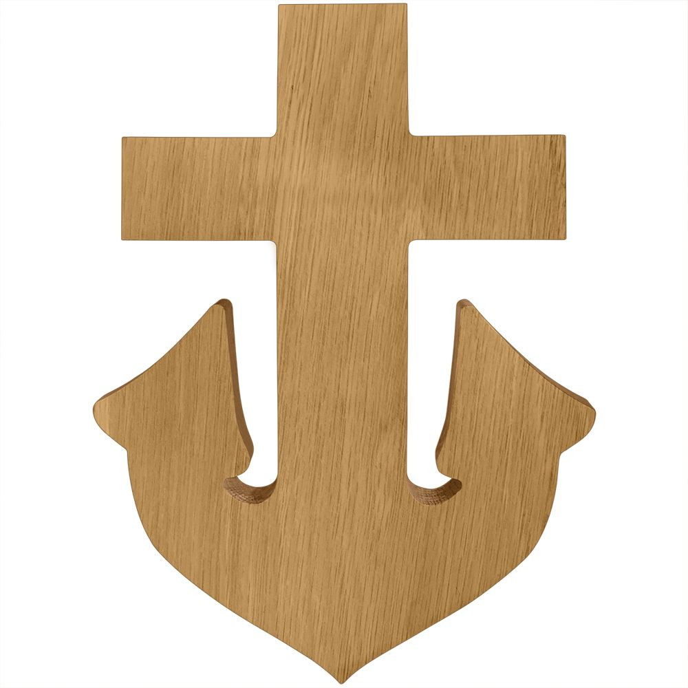 Delta Gamma Large Anchor Plaque