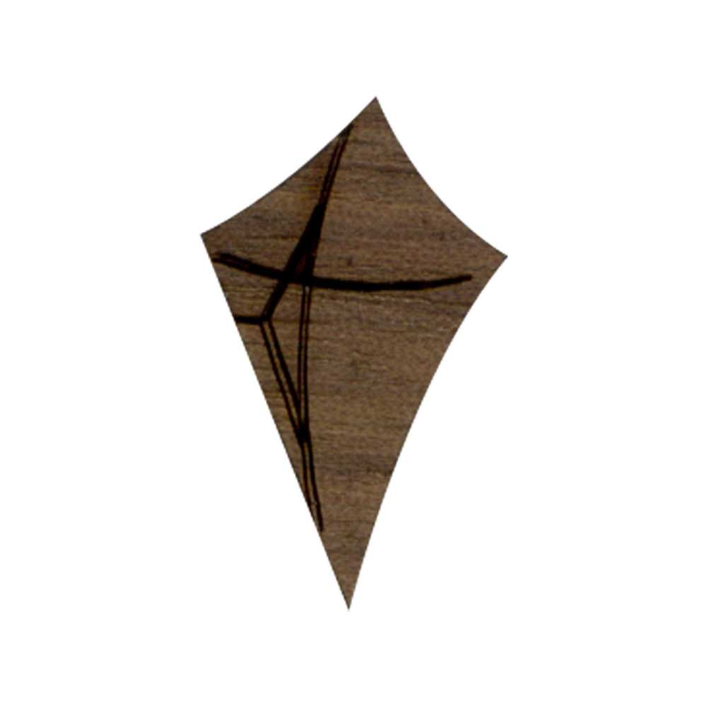 Wooden Kite Symbol