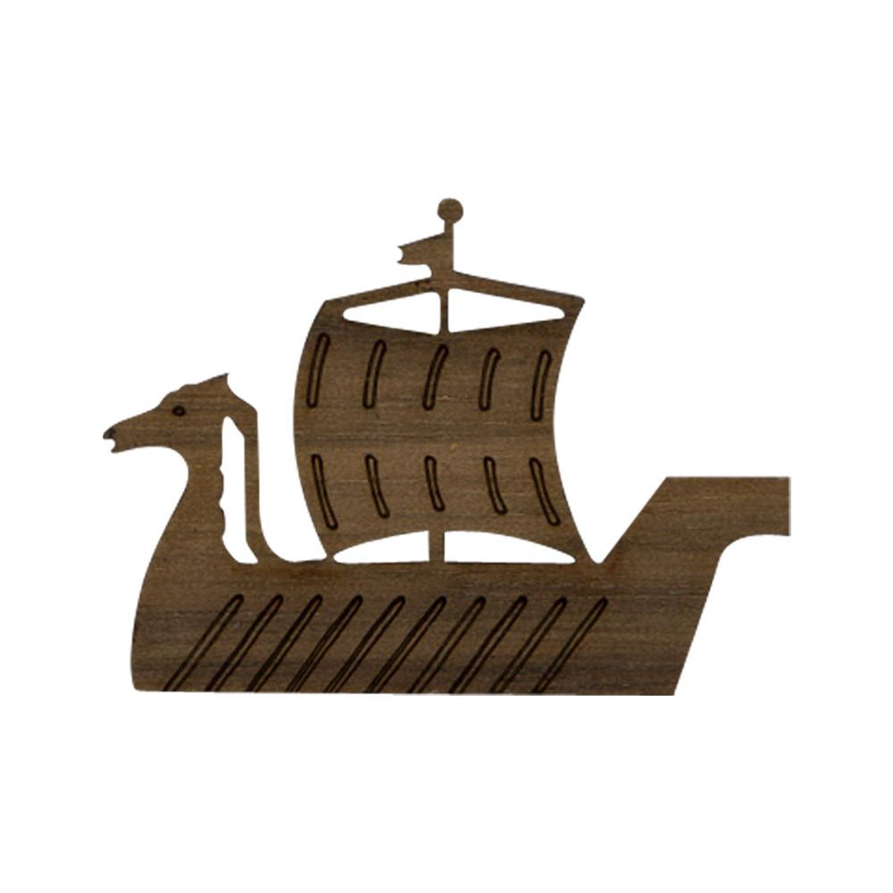 Wooden Ship Symbol