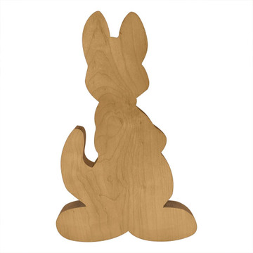 Blank Wooden Kangaroo Board or Plaque