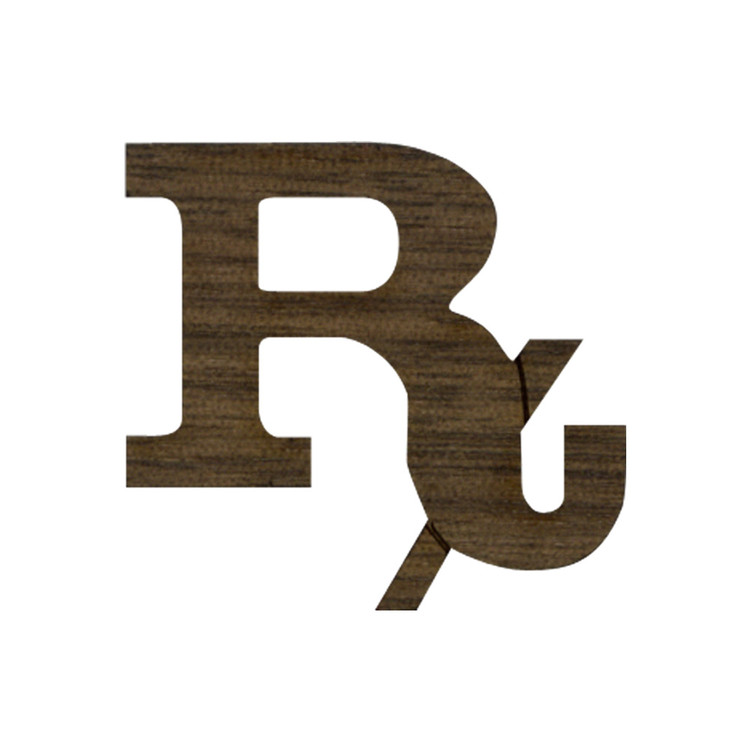 Wooden Rx Pharmacist Symbol
