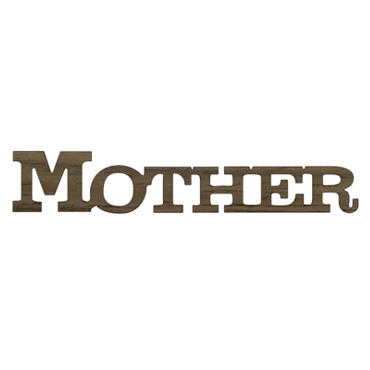 Logo Text - Mother