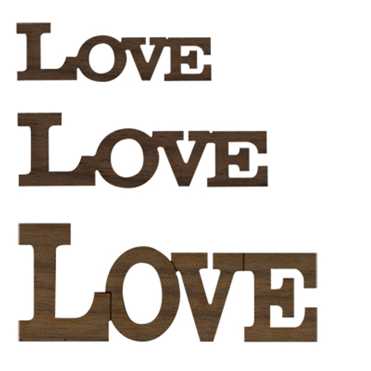 Logo Text - Love & Always