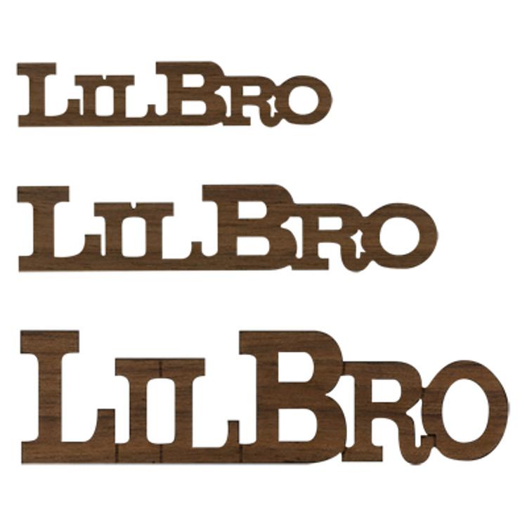 Logo Text - Lil Bro