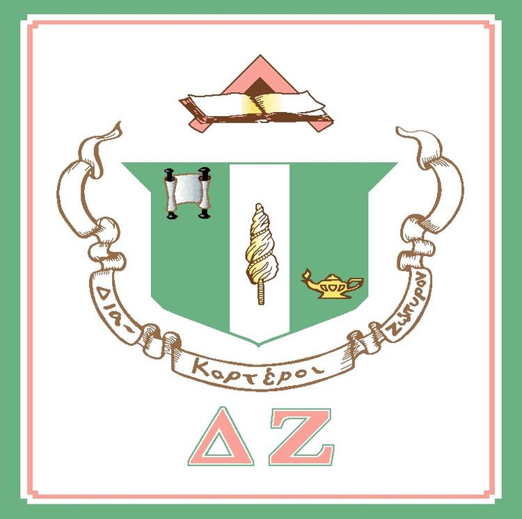 Delta Zeta Afghan