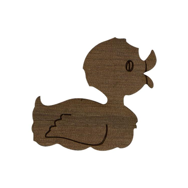 Wooden Duck Symbol