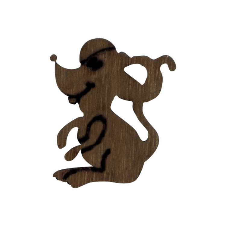 Wooden Mouse Symbol
