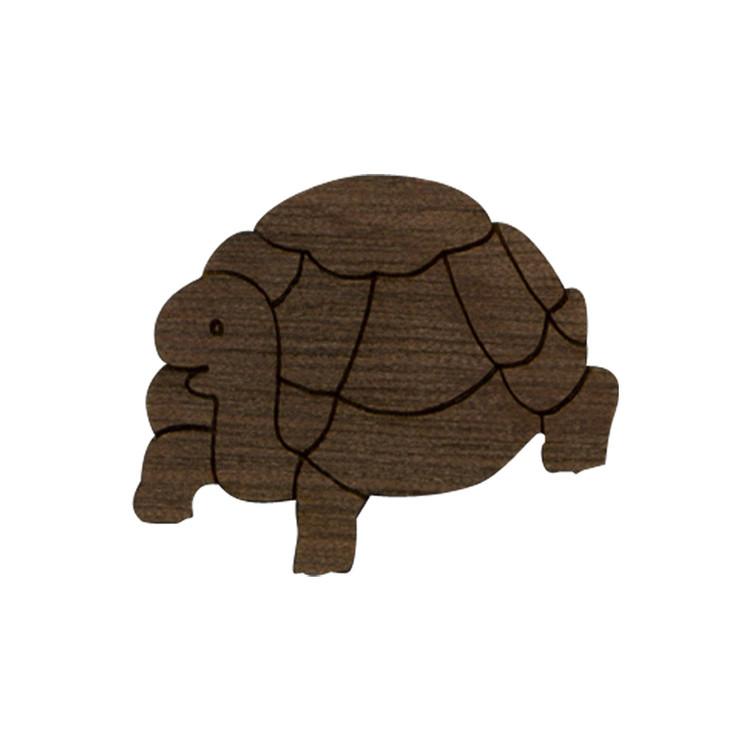 Wooden Turtle Symbol