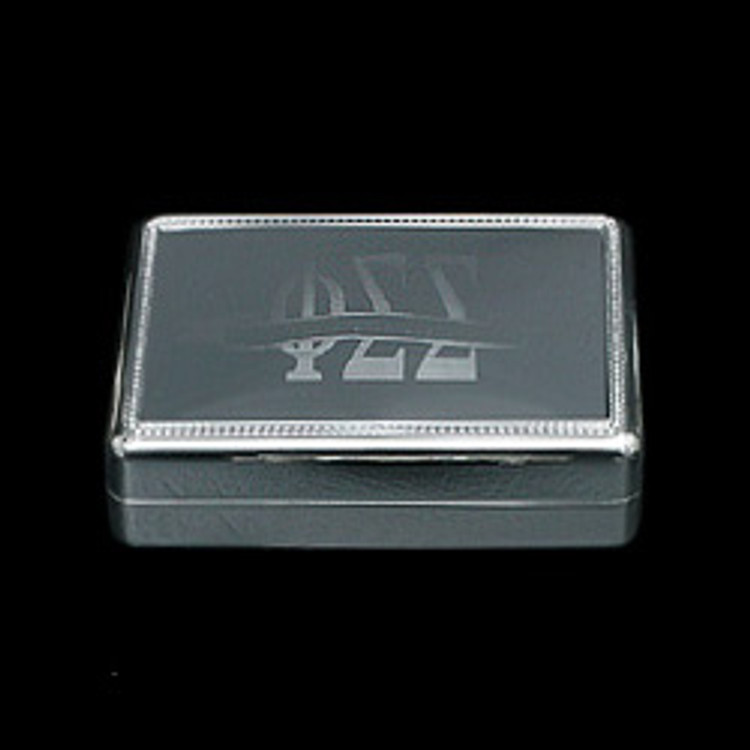 Large Silver Rectangular Box